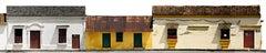 Casas No 14-32, 14-18 y 14-02, Large Archival Pigment Print