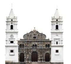 Catedral Basílica Metropolitana, 2002, Small Archival Pigment Print Panama