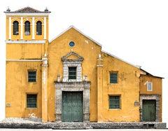 Iglesia de la Santisima Trinidad, large color archival pigment print