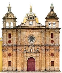 Iglesia de San Pedro Claver, medium Archival pigment print, Cartagena