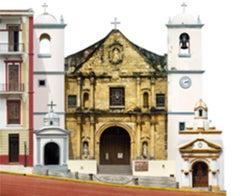 Iglesia Nuestra Señora de La Merced, 2002, Small Archival Pigment Print Panama