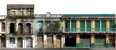 Media Luna, medium panoramic archival pigment print. Cartagena