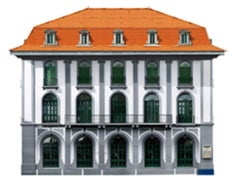 Museo del Canal Interoceánico, 2002, Small Archival Pigment Print Panama