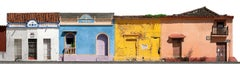 San Antonio, medium archival color pigment  print. Cartagena