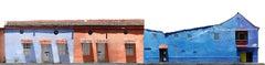 San Juan, large archival color archival pigment  print. Cartagena