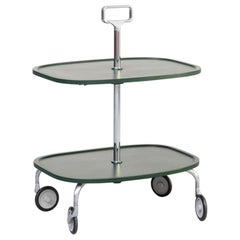 Antonio Citterio and Glen Oliver Löw Serving Table Trolley for Kartell