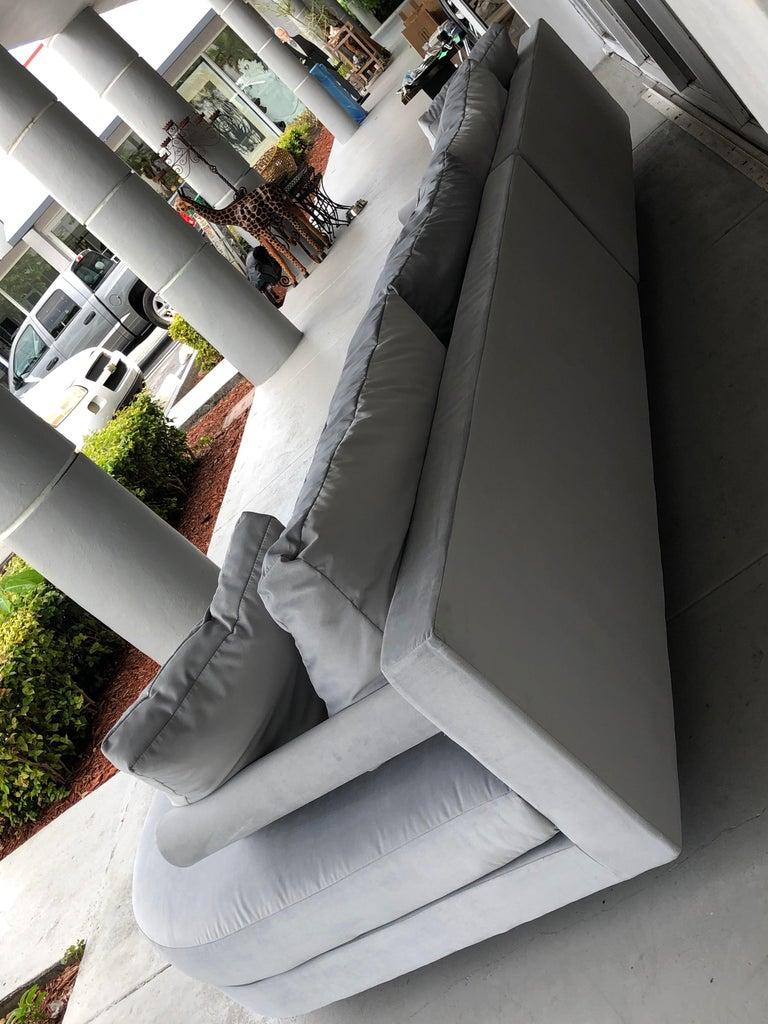 Antonio Citterio for B&B Sofa Chaise For Sale 3