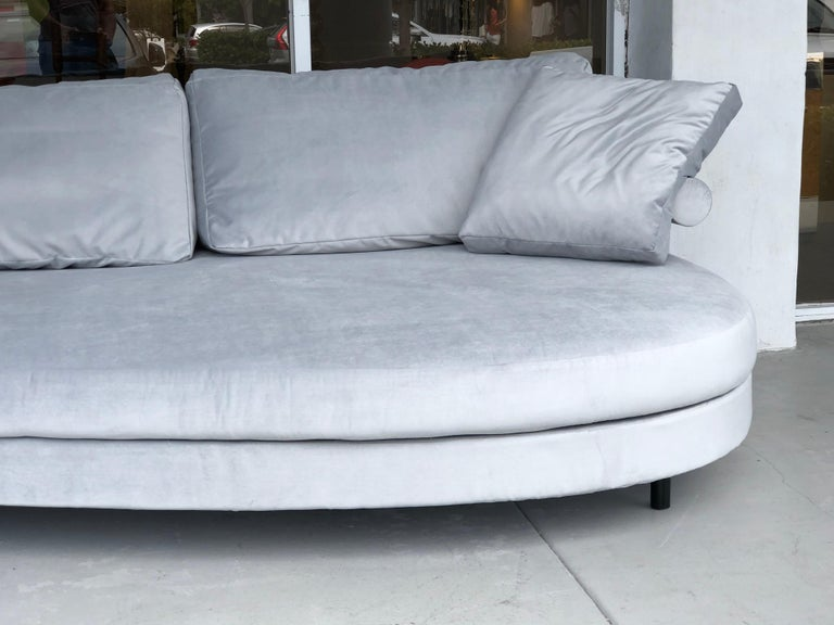 Antonio Citterio For B Amp B Sofa Chaise For Sale At 1stdibs