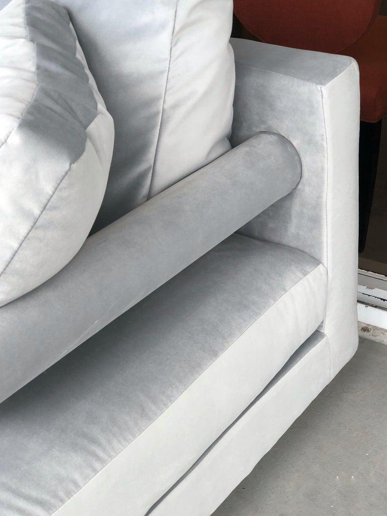 Antonio Citterio for B&B Sofa Chaise For Sale 7
