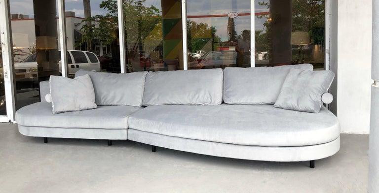 Antonio Citterio for B&B Sofa Chaise For Sale 8