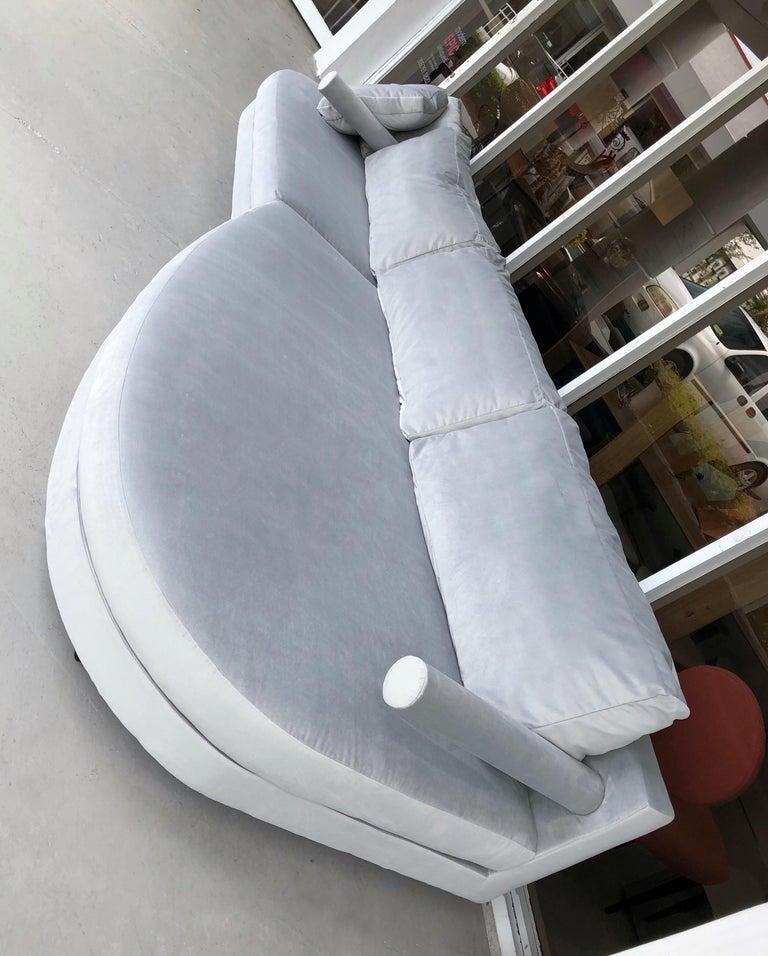 Modern Antonio Citterio for B&B Sofa Chaise For Sale