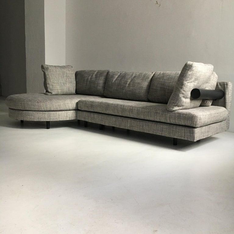 Late 20th Century Antonio Citterio, 'Sity' Sofa for B&B Italia, 1980s For Sale
