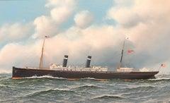 American Line Steamship St. Paul