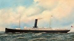 Mallory Line Steamer San Jacinto