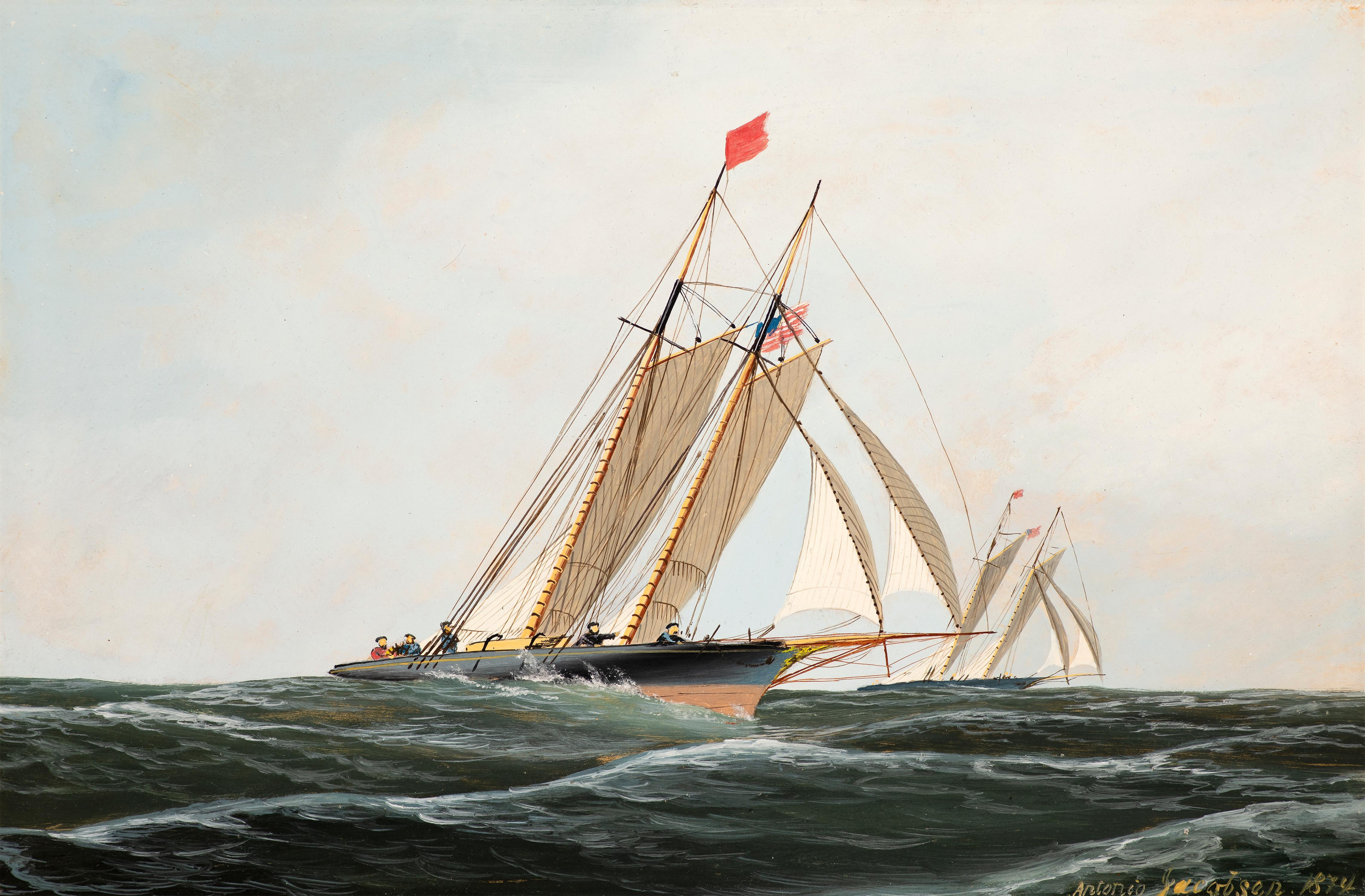 The Yacht Race
