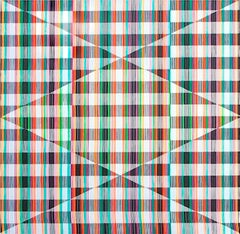 """""""Exploring life's solutions"""" OP ART trick of the eye"""