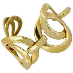 Antonio Papini 18kt Yellow Gold Link Bracelet