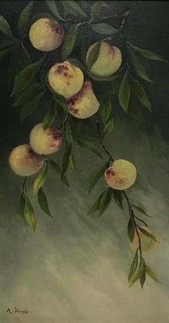 The peach branch