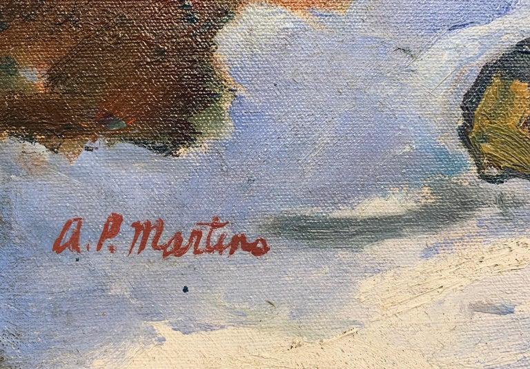 Antonio Pietro Martino Antonio Martino Winter In New