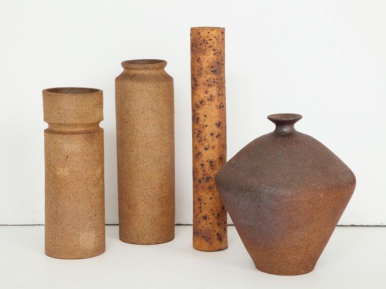 Antonio Salvador Orodea Stoneware Vessel For Sale 2