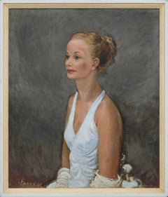 Portrait of a Dancer by Antonio Sotomayor