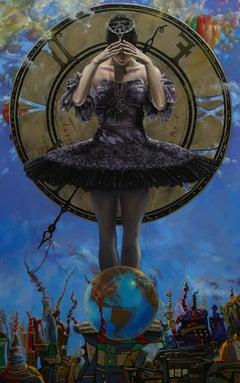 The Muse: Time in Time (Model: Natalia Gubanova)