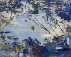 Blue Water - 69 X 85
