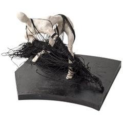 Antonio Zuiani Lari Sculpture Teseo Tam Tam Limited Edition