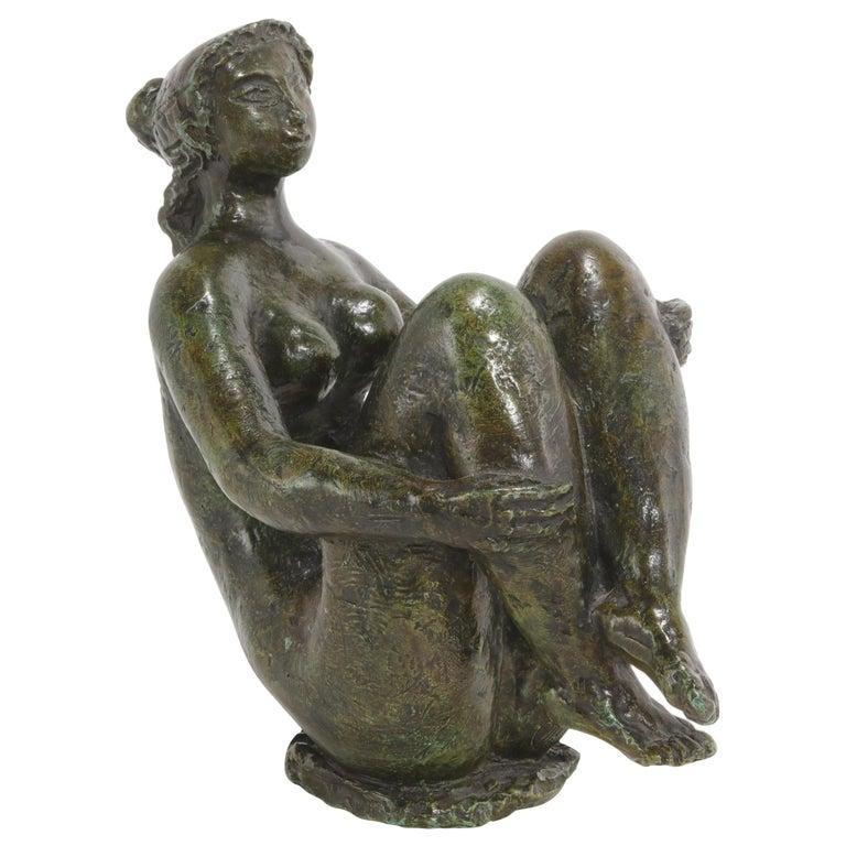 Antoniucci Volti, Sculpture in Bronze, 1970 For Sale
