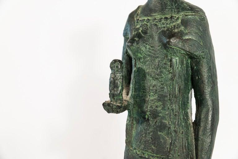 Antoniucci Volti '1915-1989', Athena Sculpture, France, circa 1970 For Sale 3