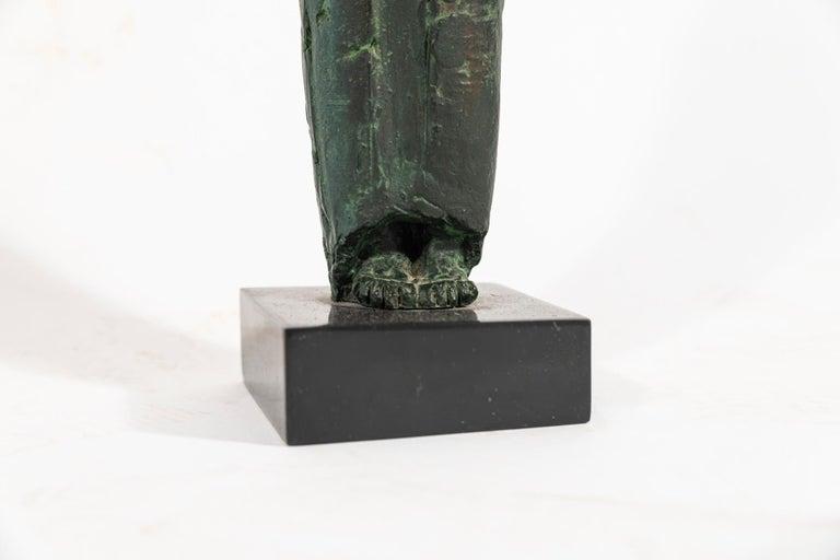 Antoniucci Volti '1915-1989', Athena Sculpture, France, circa 1970 For Sale 4
