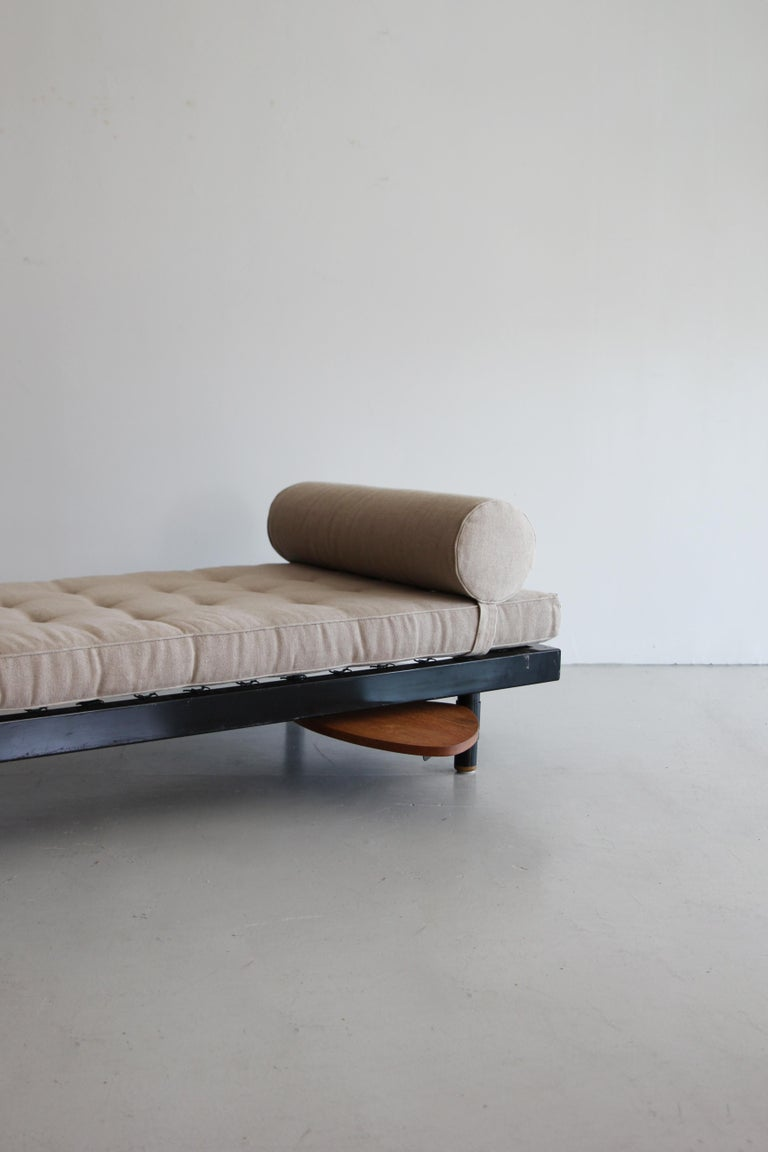 Mid-Century Modern Antony Daybed by Jean Prouvé and Charlotte Perriand, 1950s