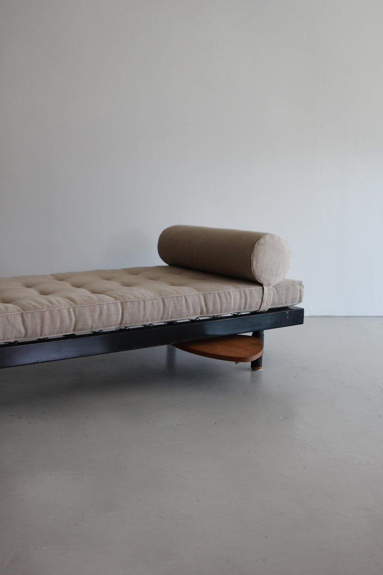 French Antony Daybed by Jean Prouvé and Charlotte Perriand, 1950s