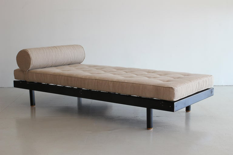 Antony Daybed by Jean Prouvé and Charlotte Perriand, 1950s In Good Condition In Los Angeles, CA