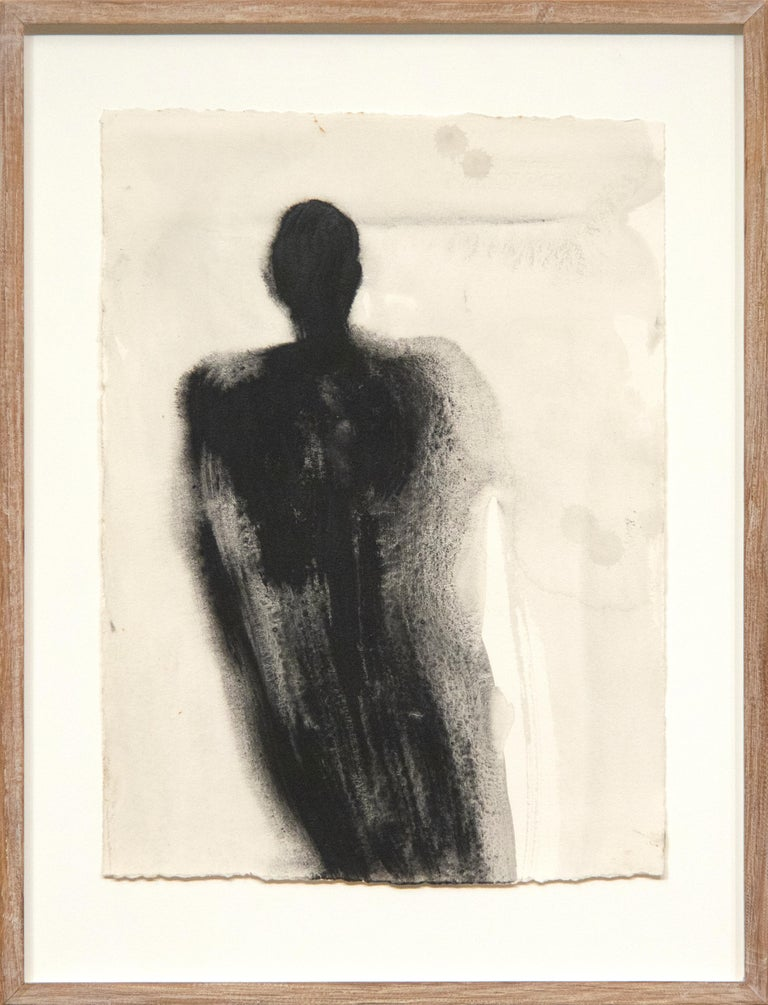 Zones of Attachment - Painting by Antony Gormley