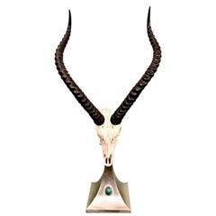 Antony Redmile Mounted Impala Horns