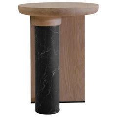 Antropología 06, Sculptural Stool and Side Table