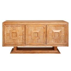 Antwerp Limed Credenza