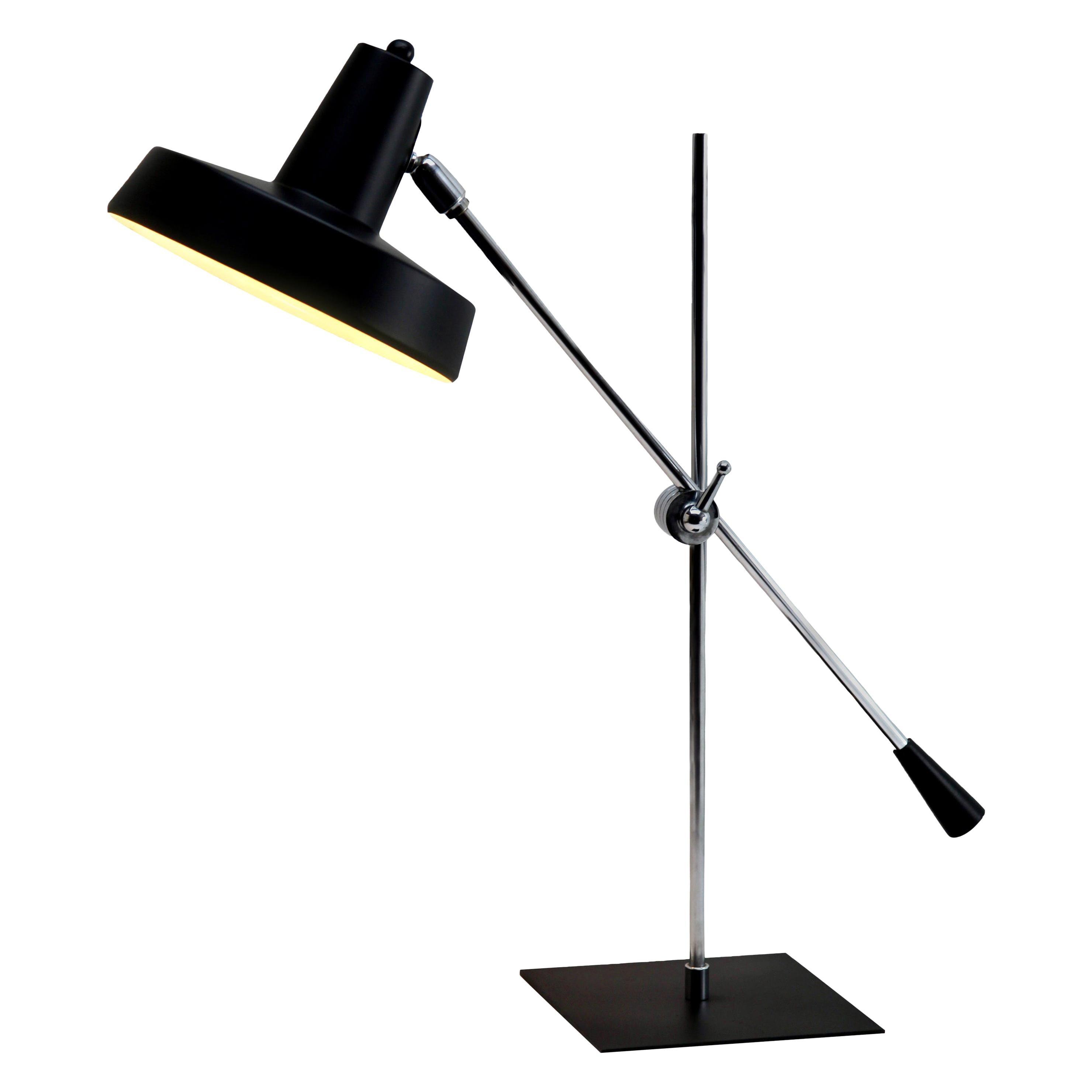 Anvia, Anglepoise by J. J. M. Hoogervorst Desk or Side Table Lamp Almelo NL