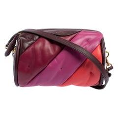 Anya Hindmarch Multicolor Chubby Barrel Leather Crossbody Bag