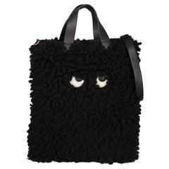 Anya Hindmarch Women Handbags Black Wool