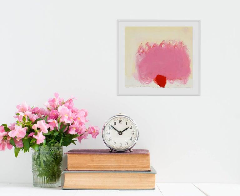 Bush - Painting by Anya Spielman
