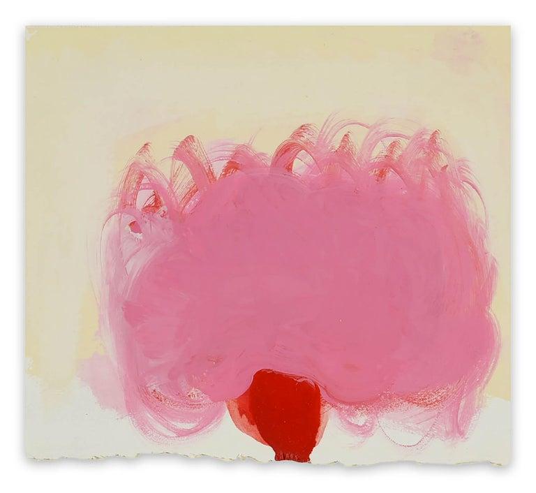 Anya Spielman Abstract Painting - Bush