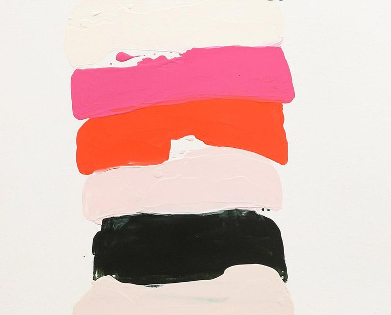 Nation - Abstract Art by Anya Spielman