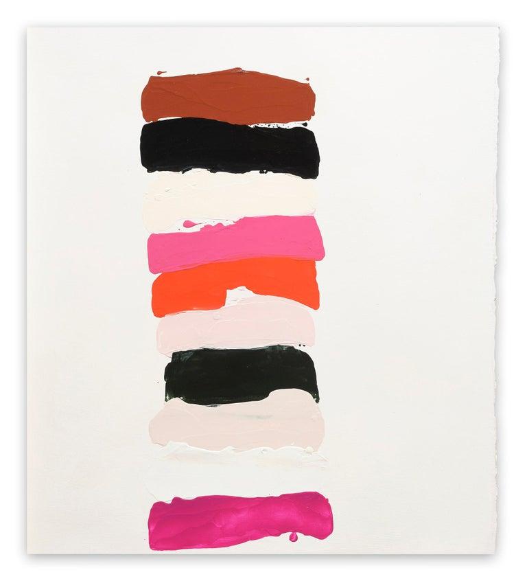 Anya Spielman Abstract Drawing - Nation