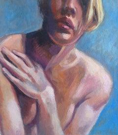 Abigail, Painting, Acrylic on Canvas