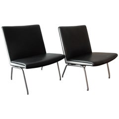 Ap 39 Airport Chair by Hans Wegner for Ap Stolen, Denmark 1950s-1960s
