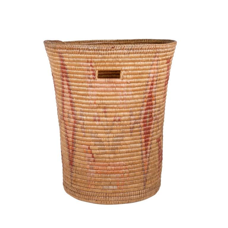Native American Apache Jicarilla Apache Basket For Sale