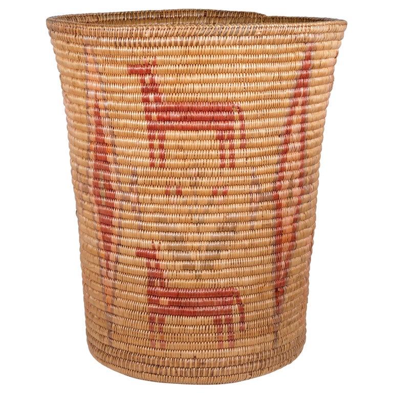 Apache Jicarilla Apache Basket For Sale