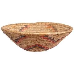 Apache Jicarilla Basket
